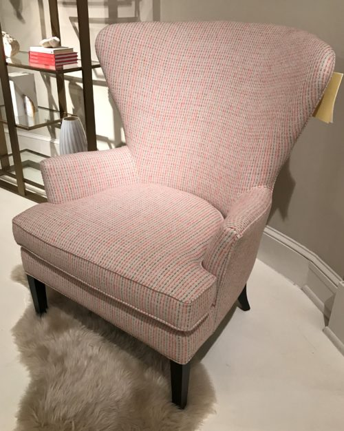 From Spring 2017 High Point Market - Part 2 - Wingback Chair – LK ...