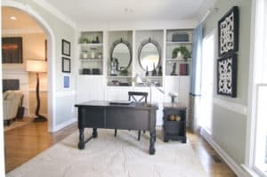 Interior Design Beautiful Functional Office