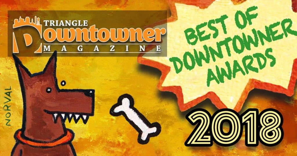 Triangle Downtowner Awards 2018